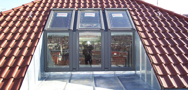 Klenk Holzbau Stuttgart: Dachfenster