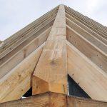 Klenk Holzbau Stuttgart: Dachkonstruktion