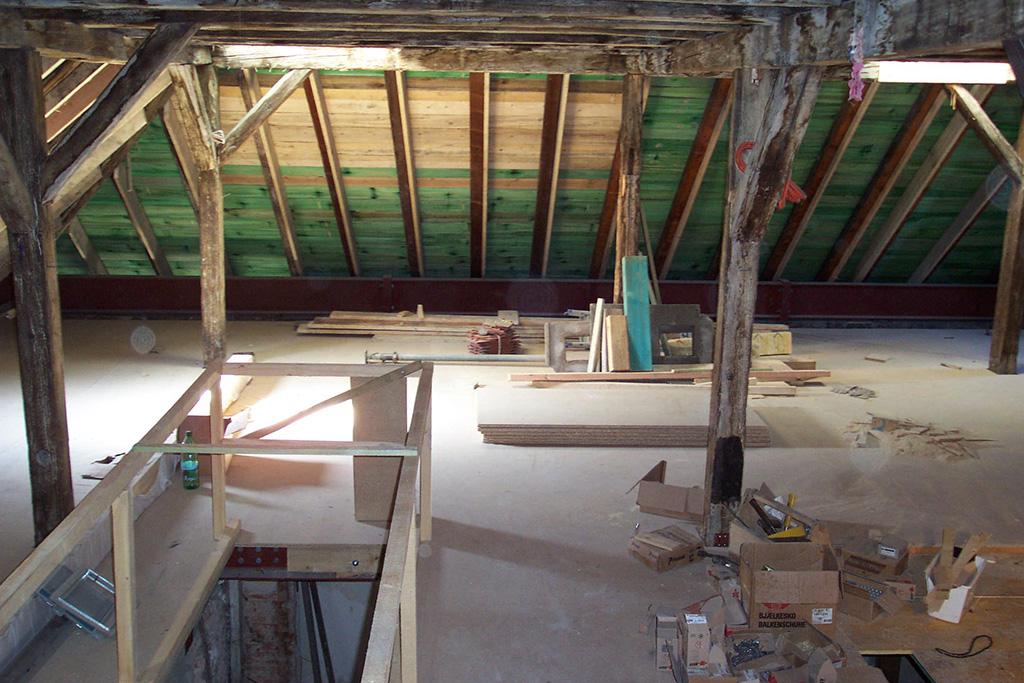 Dachbodenausbau Vom Spezialisten Klenk Holzbau Stuttgart Klenk Holzbau